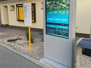 Digitální úřední deska Dolní Lutyně