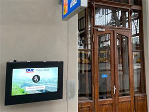 Digitální úřední deska Drážní úřad Praha