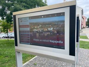 Digitální úřední deska Napajedla
